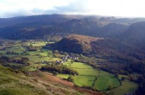 More Borrowdale Valley