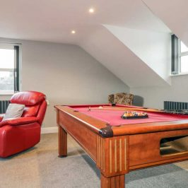 Inhouse pool table